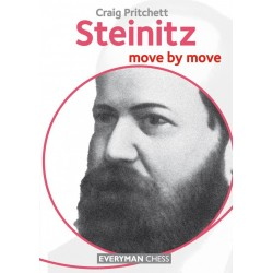 "Craig Pritchett ""Steinitz. Move by move"" (K-5006)"