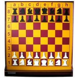 Magnetic Chess Demo (S-77)