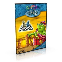 Dinosaur Chess: Learn to Play (P-61)