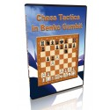 Chess Tactics in Benko Gambit (P-506/bg)