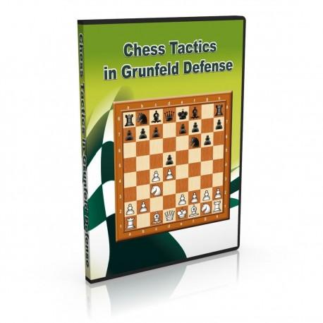 Chess Tactics in Grunfeld Defence (P-506/gd)