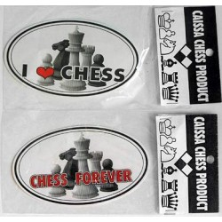 Chess stickers (A-9)
