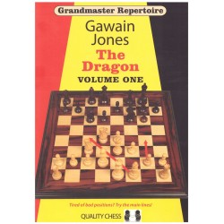 "Gawain Jones ""The Dragon"" Vol. 1 (K-5011)"