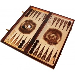 Backgammon, Chess and Checkers (O-0001/D)