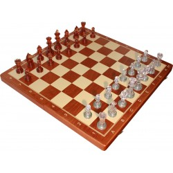 "Chess Tournament folding No. 6 BHB ""Amber"" (S-16/BHB+B)"