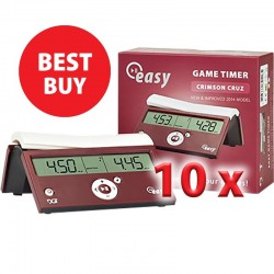 10 x Digital Clock DGT Easy (ZS-14/b)