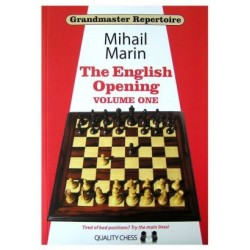 "Mihail Marin ""The English Opening\""   K-3258/1"