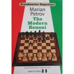 Grandmaster Repertoire 12 - The Modern Benoni by Marian Petrov  ( K-3567 )