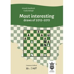 Most Interesting Draws of 2012-2015 With Extensive Analysis (K-5071)