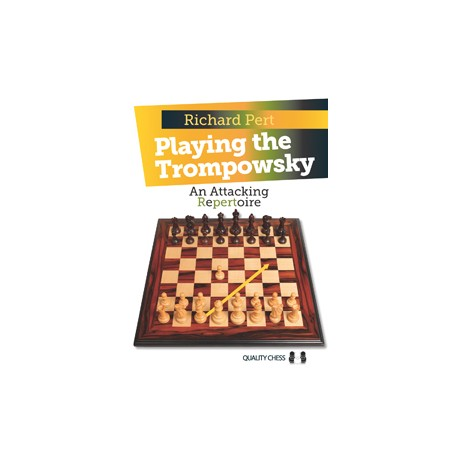 Playing the Trompowsky by Richard Pert  ( K-3575 )
