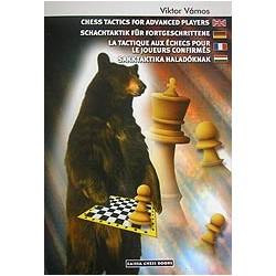 Viktor Vamos - Chess Tactics for Advanced Players ( K-3381/1z)
