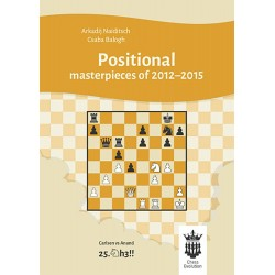 Positional Masterpieces of 2012-2015 With Extensive Analysis (K-5098)