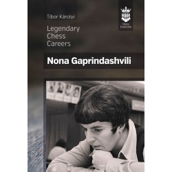 Nona Gaprindashvili - Legendary Chess Careers (K-5099/4)