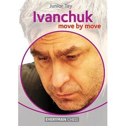 Junior Tay - Ivanchuk. Move by move  (K-5109/1)