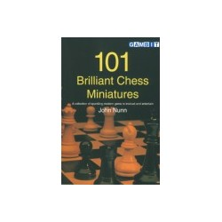 NUNN - 101 BRILLIANT CHESS MINIATURES