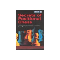 MAROVIC - SECRETS OF POSITIONAL CHESS
