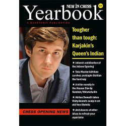 New in Chess Yearbook 119 (K-339/119)