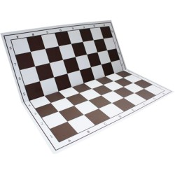 Chessboard No. 5 plastic, foldable (S-38/5)