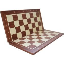 Wooden Chessboard No. 6 (Mahogany)  (S-8/skł/2)