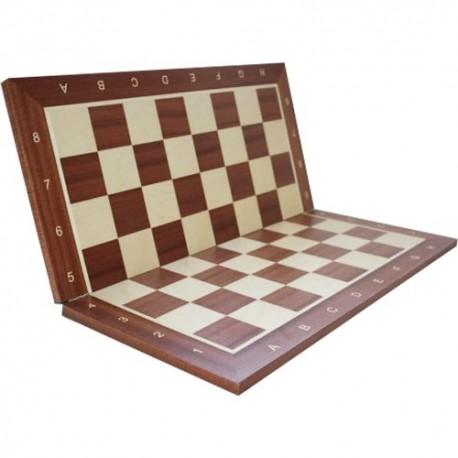 Wooden Chessboard No. 6 (Mahogany) (S 8/skł/2