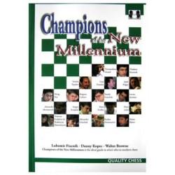 "Ljubomir Ftácnik, Danny Kopec, Walter Browne \""Champions of the New Millennium\""   K-3257"