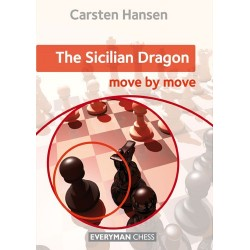 Carsten Hansen - The Sicilian Dragon: Move by Move (K-5129)