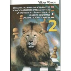 Viktor Vamos - Chess Tactics for Advanced Players vol.2