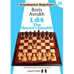 Grandmaster Repertoire 1B - The Queen's Gambit by Boris Avrukh (K-5131)
