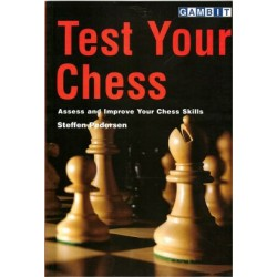 Test Your Chess by Steffen Pedersen