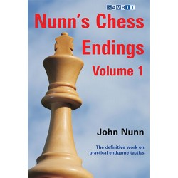 "John Nunn - ""Nunn`s Chess Endings - Vol. 1"" (K-5138)"
