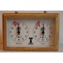 Aradora Wooden Chess Clock