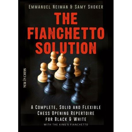 "Emmanuel Neiman, Samy Shoker - ""The Fianchetto Solution"" (K-5148)"
