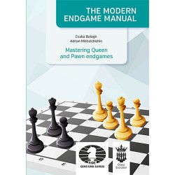 "Csaba Balogh, Adrian Mikhalchishin - ""The Modern Endgame Manual vol. 1"" (K-5150)"