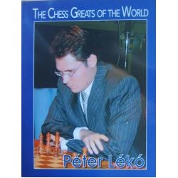 Leko Peter - The chess greats of the world (K-839)