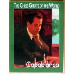Jose Raul Capablanka - The chess greats of the world (K-832)
