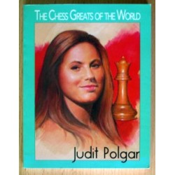 Judith Polgar - The chess greats of the world (K-833)