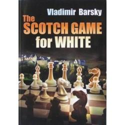 "Vladimir Barsky \""The Scotch Game for White\""  K-3306"