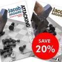 Jacob Aagaard - Attacking Manual 1 & 2 Set (K-2478/set)