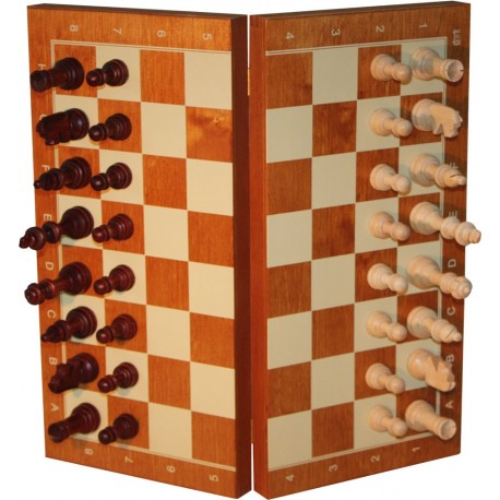 Big Magnetic Chess No. 4 (S-101)