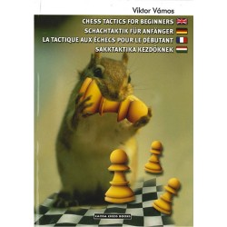 Viktor Vamos - Chess Tactics for Beginners vol.1 ( K-3381/1 )