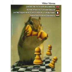 Viktor Vamos - Chess Tactics for Beginners vol.1 ( K-3381/1 )