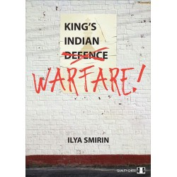 Ilya Smirin - King's Indian Warfare (K-5158)
