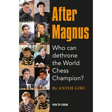 Anish Giri - After Magnus (K-5161)