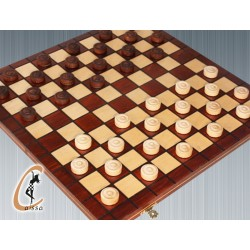 Checkers Wood 100 Field (W-1)