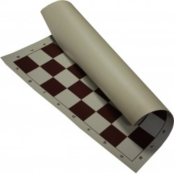 Tournament size no. 6 Rollup Chessboard (S-36/b)