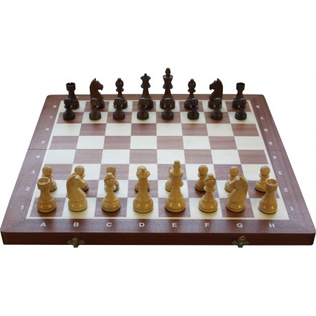 Chess Tournament no. 6 Exclusive - Brown (S-16/B)