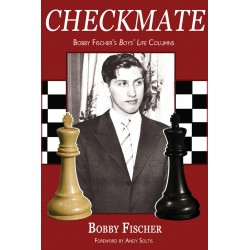 Checkmate Bobby Fischer's Boys' Life Columns (K-5189)