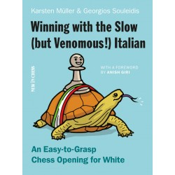 K. Müller, G. Souleidis - Winning with the Slow (but Venomous!) Italian (K-5200)