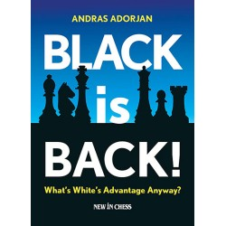Andras Adorjan - Black is Back! (K-5164)