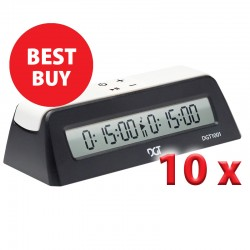 10 x Digital Chess Clock DGT 1001 (ZS-20)